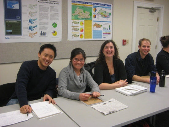 Practical Visionaries 2011: Mark Liu, Lisette Le, Emily Earle, and Ian Adelman
