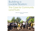 Greater Boston Community Land Trust Network Launched